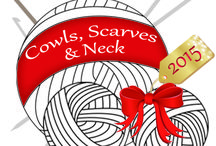 2015 Ravelry Gift-A-Long: Cowls, Scarves & Neck / 2015 Ravelry Gift-A-Long: COWLS, SCARVES & NECK: Your favorite Indie Designers bring you the third annual Indie Design Gift-A-Long. Join one of our KAL/CALs Nov 19-Dec 31 for crafty fun and a chance to win prizes. On your mark…get set…GIFT!!  / by Indie Design Gift-A-Long