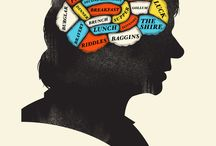 Phrenology / Take a peek into the inner workings of all your popular culture people.