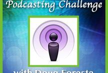 Podcasting Success Secrets / Podcasting is easier than ever! Learn how and get your message out to thousands of listeners in your target audience! Join us for the 30-Day Podcasting Challenge! www.ThePodcastChallenge.com