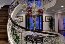 Spindle and Handrail Designs