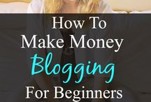 blogging - money