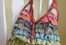 bags / hand sewn bags
