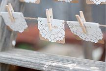 Bryllup/bordkort