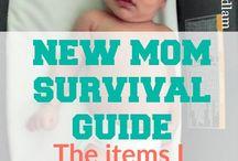 New Moms Tips & Hacks