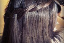 Busy Morning Hairstyles in 5 Minutes / Most mornings are busy mornings, so here are a few hairstyles that you can throw together in just minutes!