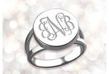 Monogram - Jewelry