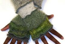 Recycled wool sweaters / by Cindy Albertson