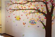 decoracion salon de clases