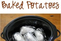 Crockpot Receipes