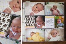 Scrap: Project Life - Baby