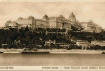 Budapesti képeslapok / Régi képeslapok Budapestről.