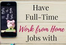 WORK FROM HOME / #workfromhome #jobs #home
