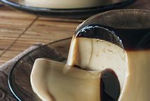 Panna Cotta & Mousse recipes