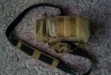 Equipment / Stuff I'm bringing with me around the world :)