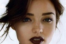 Winter makeup and fashion trends