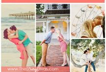 Engagement Photo Uses / Give photo gifts, create photo displays and share photo keepsakes! - David Orr Photography