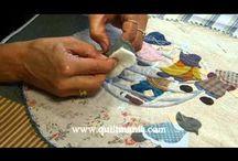 japonský patchwork video 2