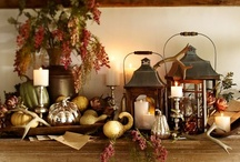 Seasonal decor  / by Ashley Swindell