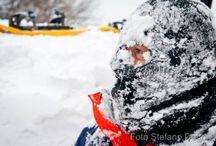 Escursioni invernali in Umbria / Escursioni sulla neve nel Parco Nazionale dei Monti Sibillini, escursioni con le ciaspole, sci escursionismo, escursioni notturne, costruzione igloo