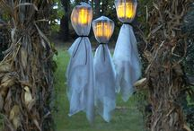 Halloween  / A grandmother pretends she doesn't know who you are on Halloween. ~Erma Bombeck / by Sheila Richards