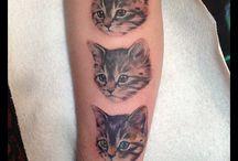Tattoos / Non ne ho neanche uno eppure mi piacciono tantissimo
