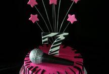 rockstar cakes