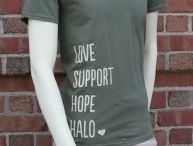 Merchandise / Be a HALO advocate without saying a word. Wear our HALO merchandise.