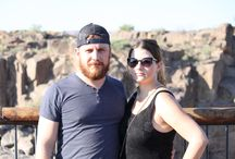 Orange River 2014 / Our holiday in the last days of Summer.