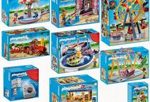 Playmobil Amusment Park Complete Sets of 9 are available