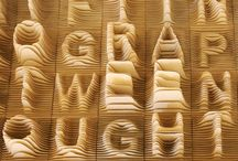 Typography / by Tamara