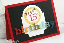 Crafty - Cards etc. / by Jennifer Kinney