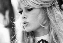 Brigitte Bardot / by Annie Ladino
