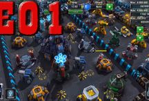 Galaxy Control: 3d strategy E01 Game Play Walkthrough Android