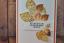 Thoughtful Branches - Stampin Up / a collection to share ideas for the Thoughtful Branches Bundle from Stampin UP.  Canadian Stampin Up Demonstrator, stampin with sandi, sandi maciver, card making blog, paper crafting, free stamping videos, free stamping tutorials, stampin up card ideas, stamping techniques