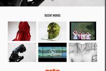 Responsive Website for Fine Artist Joseph Marr