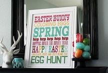 Easter / #easter #spring