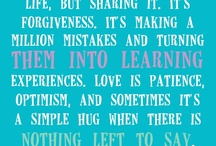 quotes / by Kristen Purdy