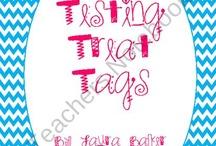 Testing treats / by Tiffany Mendiola:)