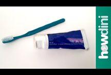 ASTUCES MAISON / 7 façons d utiliser du dentifrice