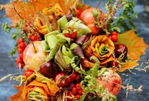 Осенние букеты