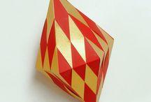 Papir - fold - flet - klip