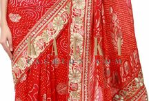 Western Indian Saree / Different sarees from western india........