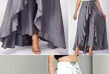 Etek Elbise. Buluz