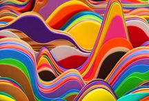 The Power Of Color / Nothing energizes me like color #color / by Carolyn Gann
