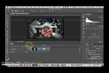 !!!Photoshop MOTIONS tutorials...