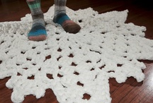 crochet for the home / by Kimmy Burger