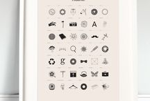 Iconography & Pictograms
