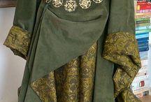 rochii medievale