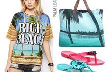 Beach Fashion / Beach fashion trends  Beach Prints   Beach Bags   Beach Clothing   Beach Accessories
