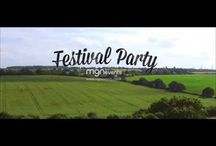 MGN Events Videos / A mix of corporate and private events.